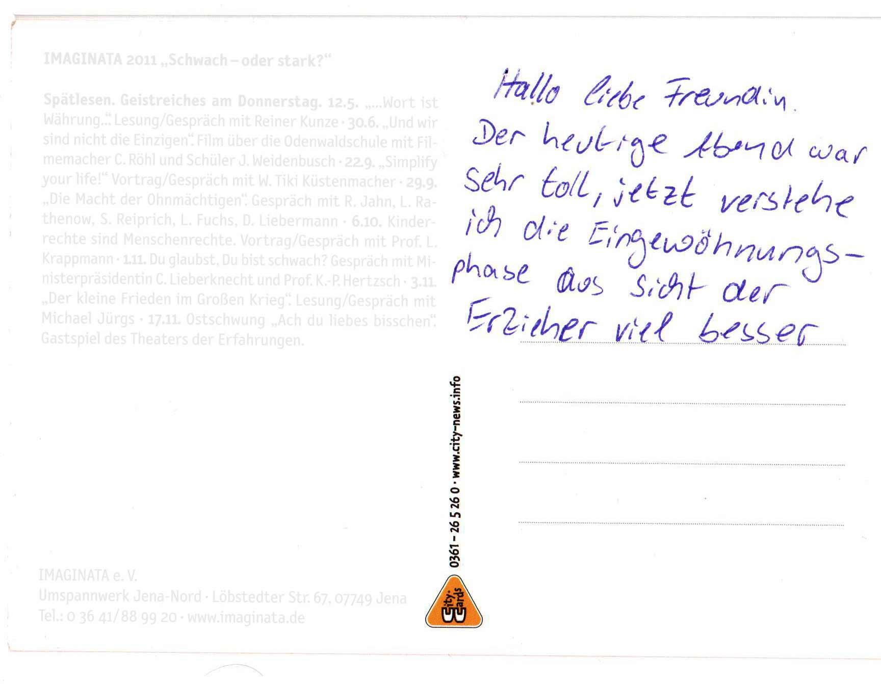 safe®-elternabend-reihe in erfurter krippen - professionelle, Einladung